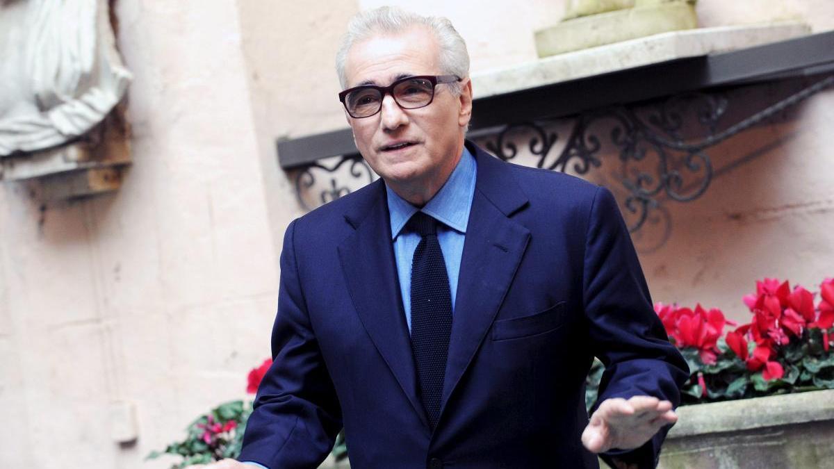 Martin Scorsese en una imagen de archivo.