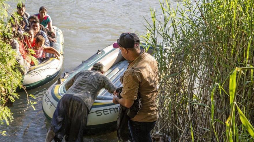 Recuperan el cuerpo de una mujer venezolana en aguas del río Bravo en México
