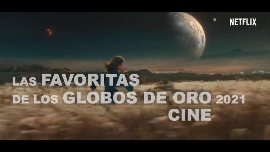 Globos de Oro: Las favoritas en la categoría de cine