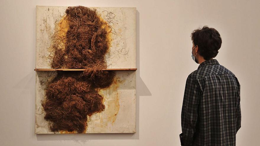 Duchamp inspira tàpies