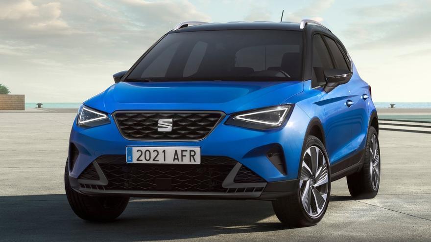 Los 10 coches más vendidos en mayo de 2021 en España