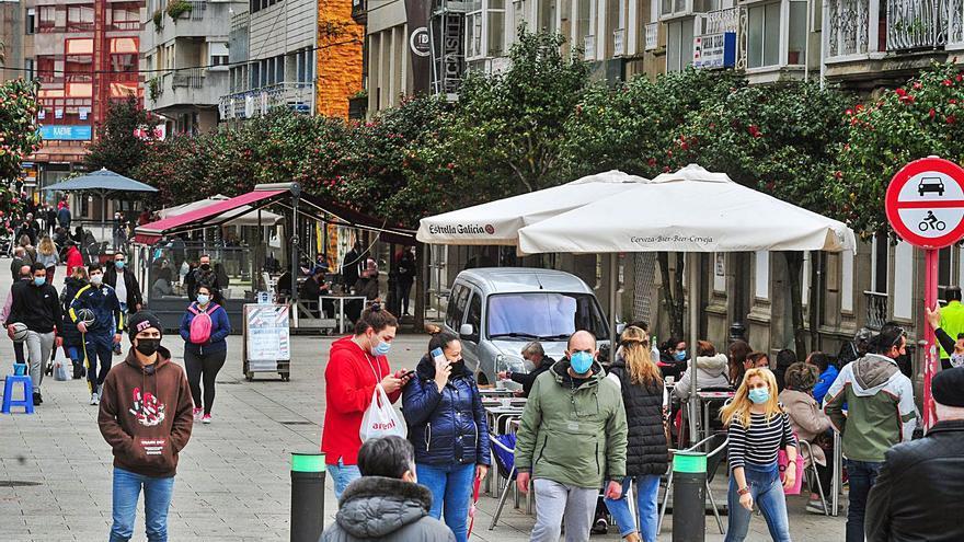 El área sanitaria de Pontevedra-O Salnés mantiene el cierre perimetral otra semana