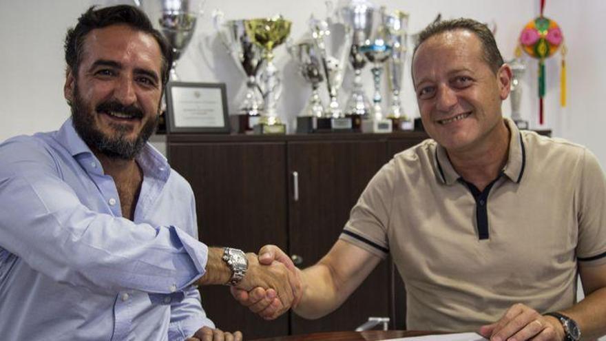 El Castellón cuenta con un nuevo patrocinador, Azuliber