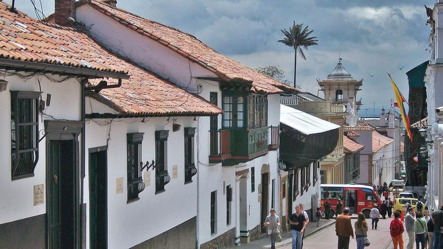 Colombianas entre dous séculos