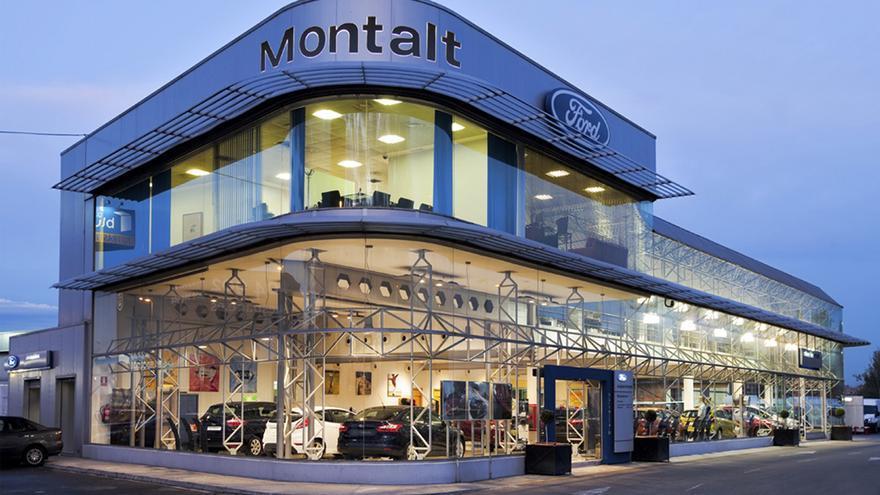 Grupo Montalt y el Levante UD firman un acuerdo de colaboración
