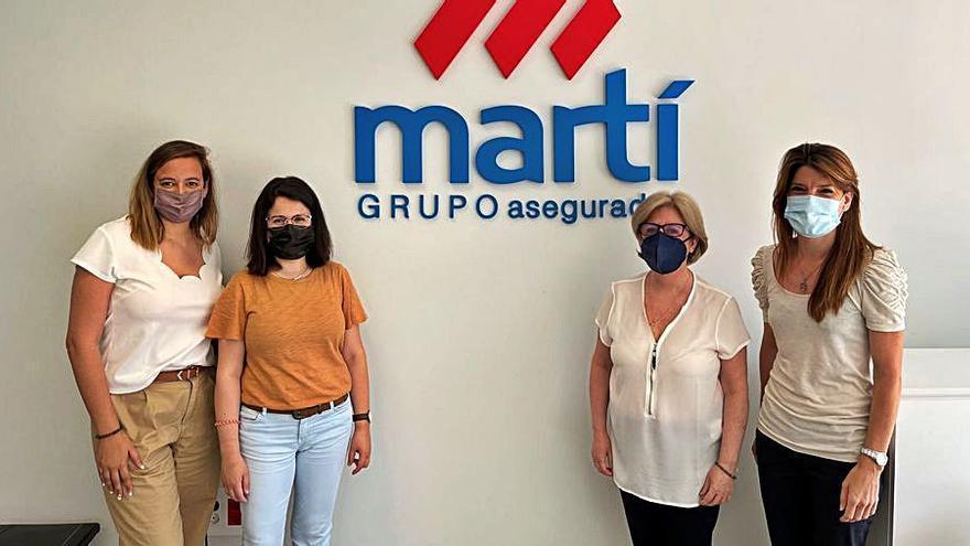 El Grupo Martí potencia su presencia en Sant Joan con nueva sede en Ordana