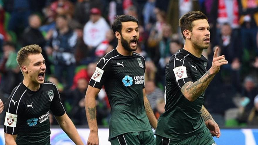 Smólov es el goleador elegido por el Celta