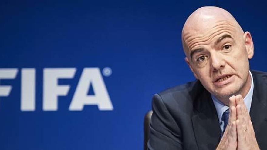 La FIFA, contraria al Girona-Barcelona en Miami