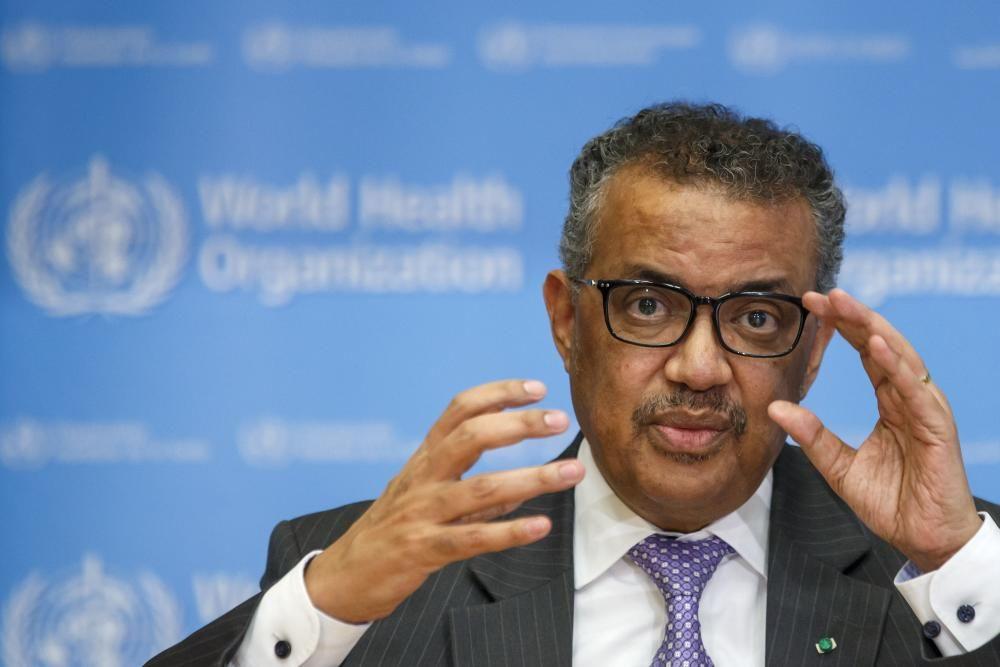 La OMS declara la pandemia mundial | Marzo