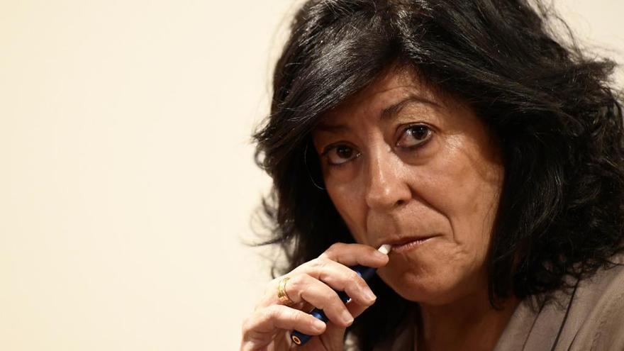 """Almudena Grandes: """"Yo soy Dios en mis novelas"""""""
