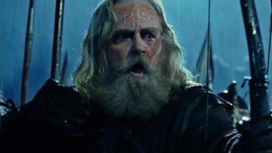 Muere el actor de 'El señor de los anillos' Bruce Allpress