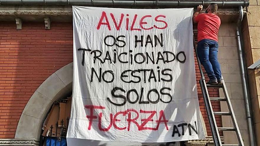 Los hosteleros del Alto Nalón se solidarizan con los avilesinos