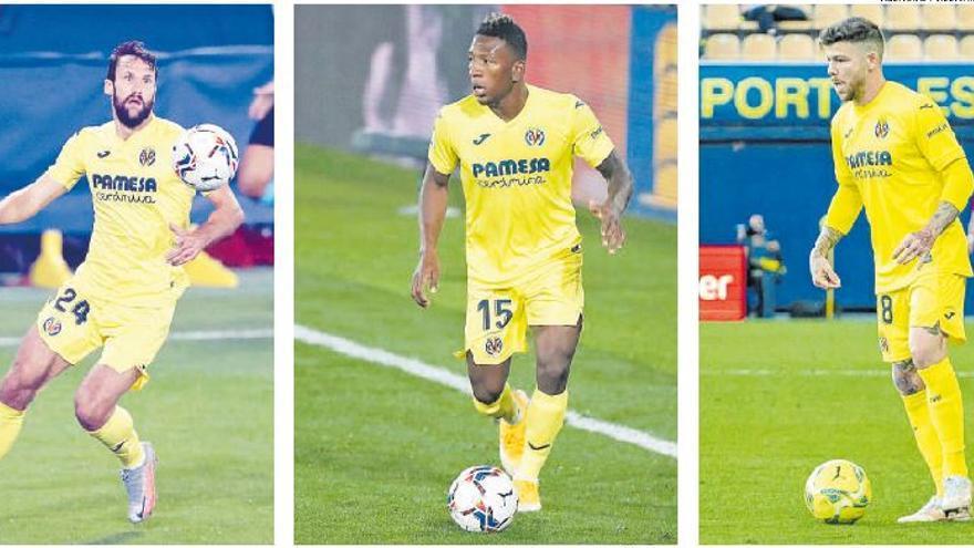 El Villarreal busca dar salida a uno de sus tres laterales zurdos