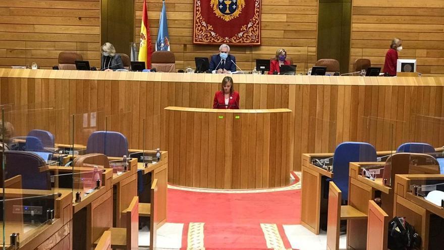 El Parlamento se compromete a analizar el impacto de la covid en la salud mental de la infancia y adolescencia