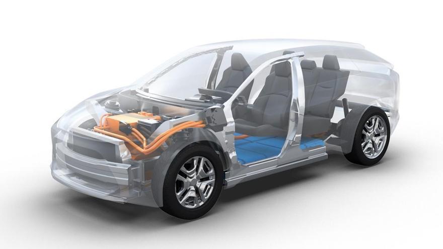 Toyota llançarà un nou SUV 100% elèctric