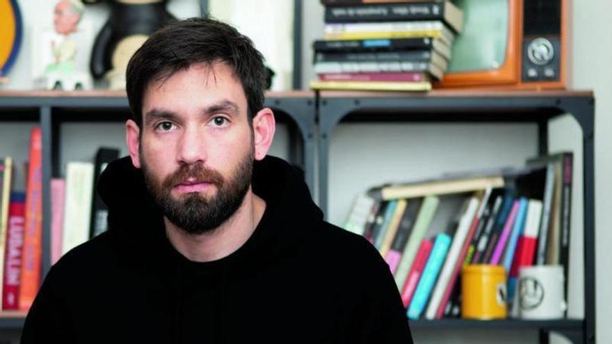 """Artur Galocha: """"El diseño y la infografía ya forman parte del periodismo"""""""