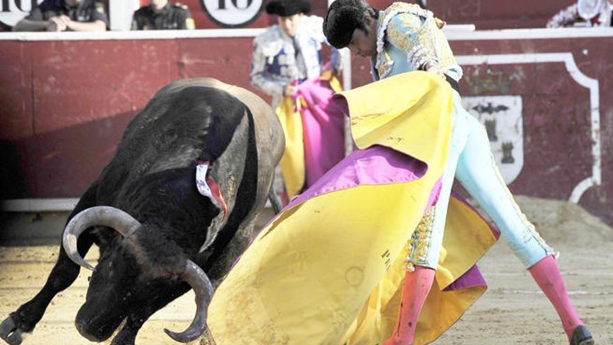 Los toros, mínimo de audiencia en TVE