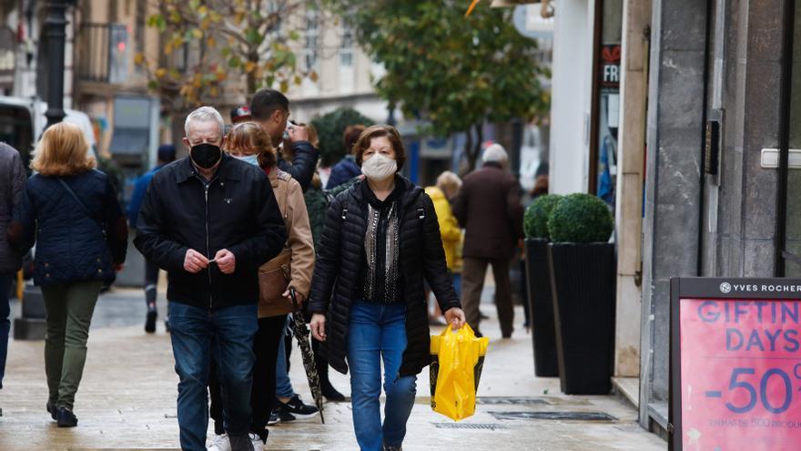 La Policía multa a seis comercios de Avilés por incumplir las normas sanitarias