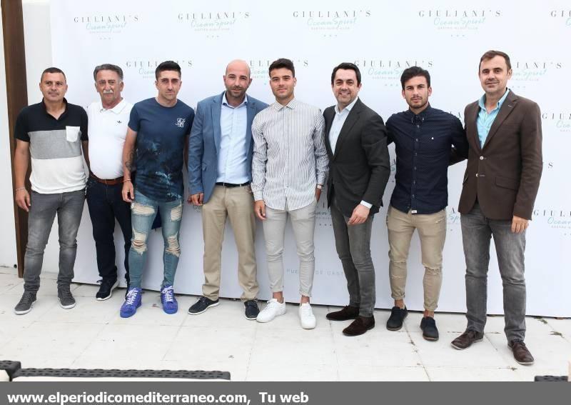 Inauguración del Giualini's Ocean Spirit en el Grao de Castellón