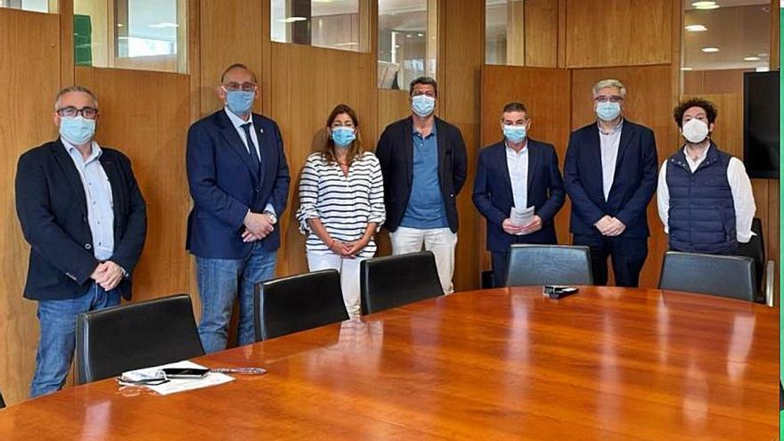 La Universidad de Vigo respalda a Baiona como villa estudiantil