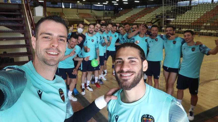 La gran final para el Levante UD FS