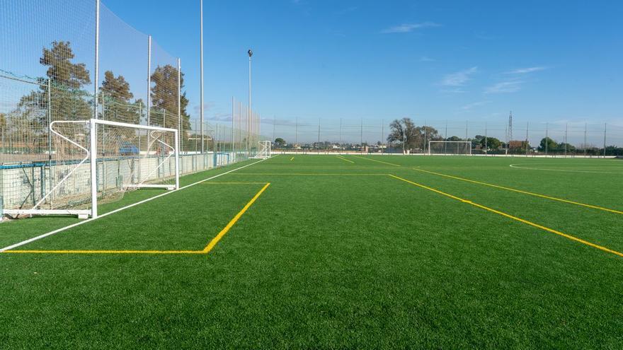 Molinos Marfagones y San Cristóbal estrenan campos de fútbol