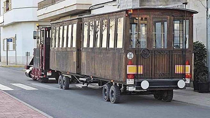Neuer Tapas-Abend: Mit der Bimmelbahn in Sa Pobla um die Häuser ziehen