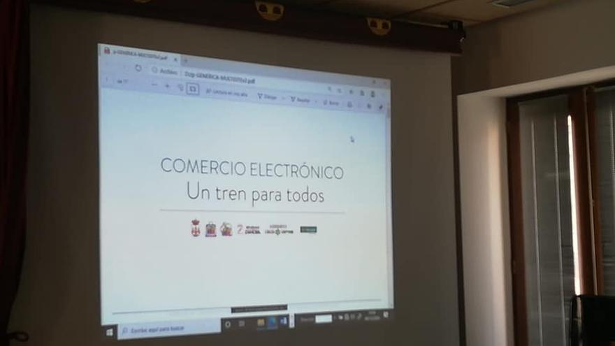 """La plataforma """"De compras por Benavente"""", en """"la fase final"""""""