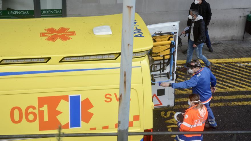 Alrededor del 70% de los traslados actuales a Montecelo en ambulancia son positivos COVID