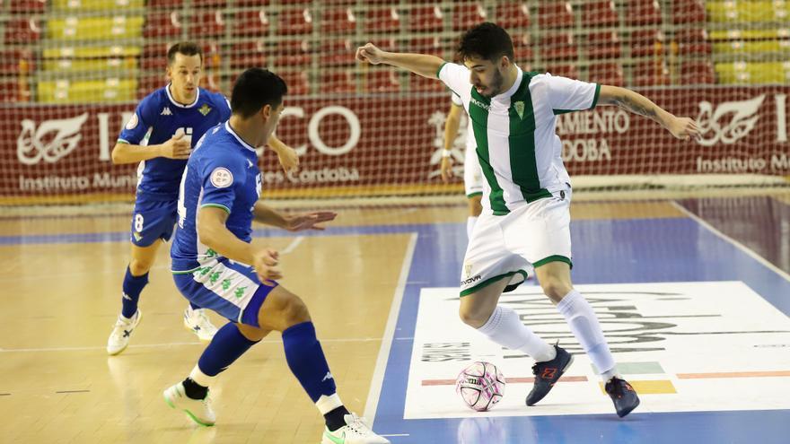 Las imágenes de la presentación del Córdoba Futsal ante el Betis