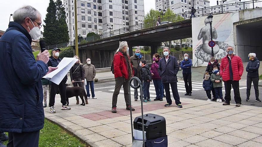 La asignatura pendiente de la Ronda Sur de Oviedo: siete barrios atrapados en un fondo de saco