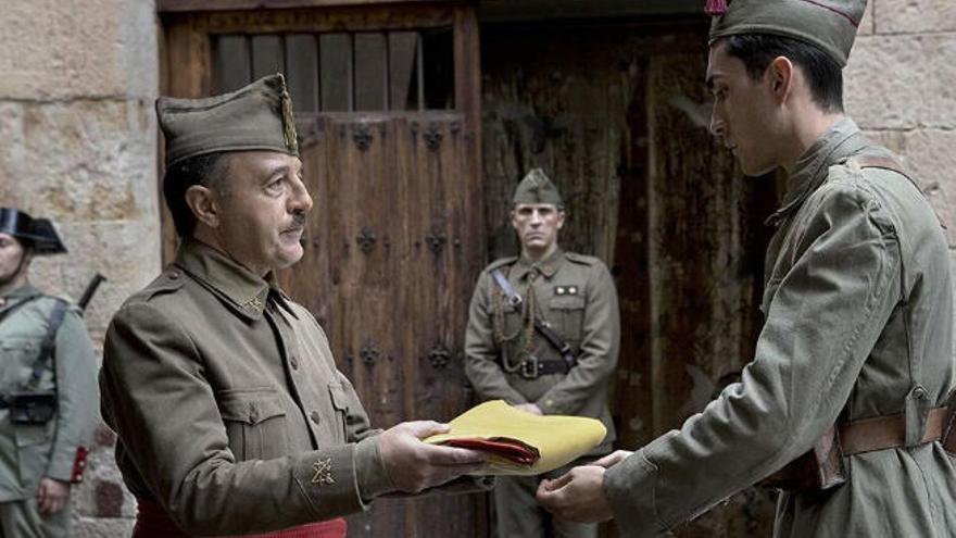 'Mientras dure la guerra' lidera las nominaciones de los Premios Goya