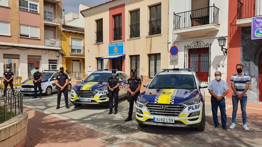 San Fulgencio mejora las comunicaciones de la Policia Local con tecnología Tetra