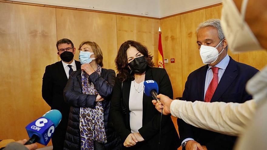 La llegada del nuevo Juzgado a Avilés obliga a ampliar el Palacio de justicia
