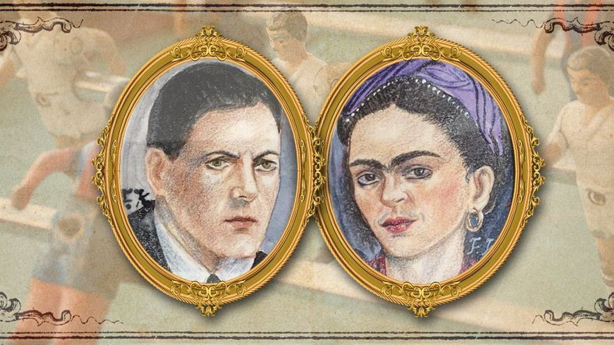 Alexandre Finisterre, el amante español de Frida Kahlo