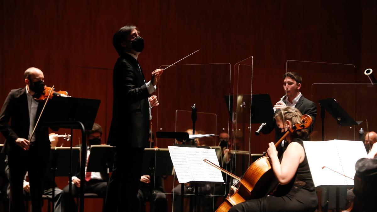 Concierto de temporada de abono de la Orquesta de Córdoba.