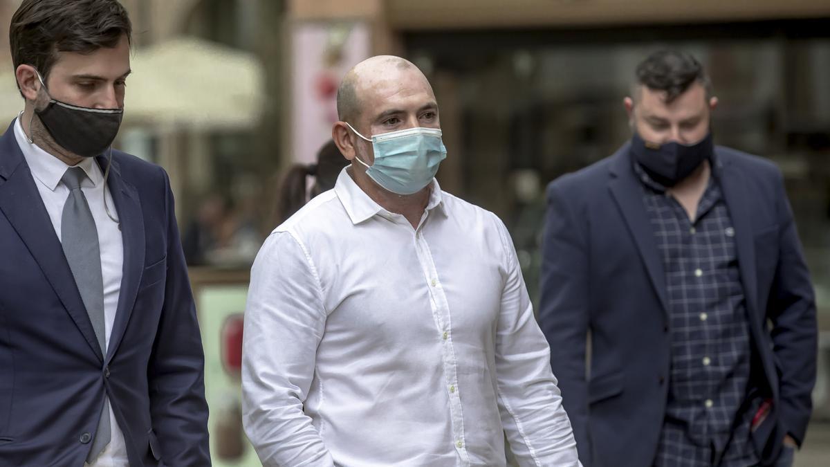 El acusado de matar a un turista en Magaluf niega haberle agredido