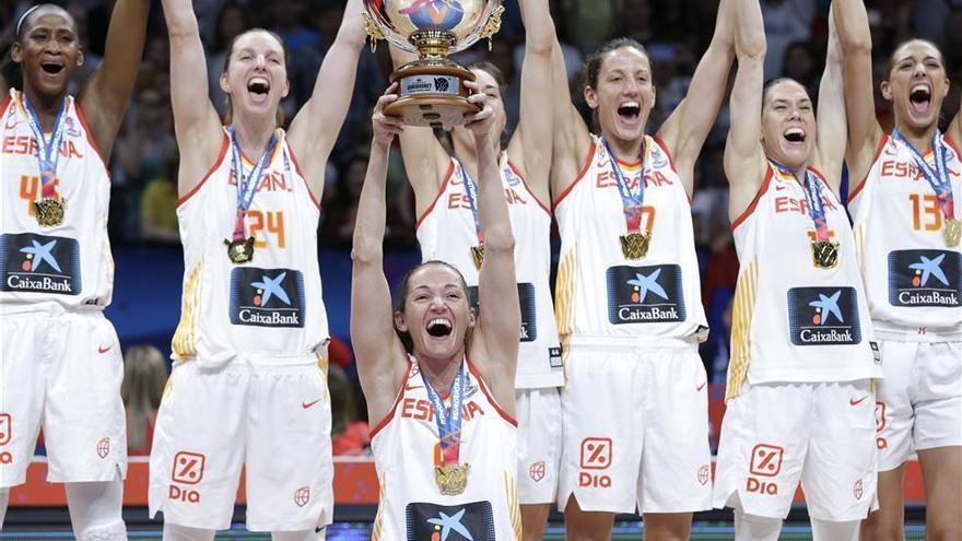 España y Francia, sedes del Eurobasket Femenino 2021