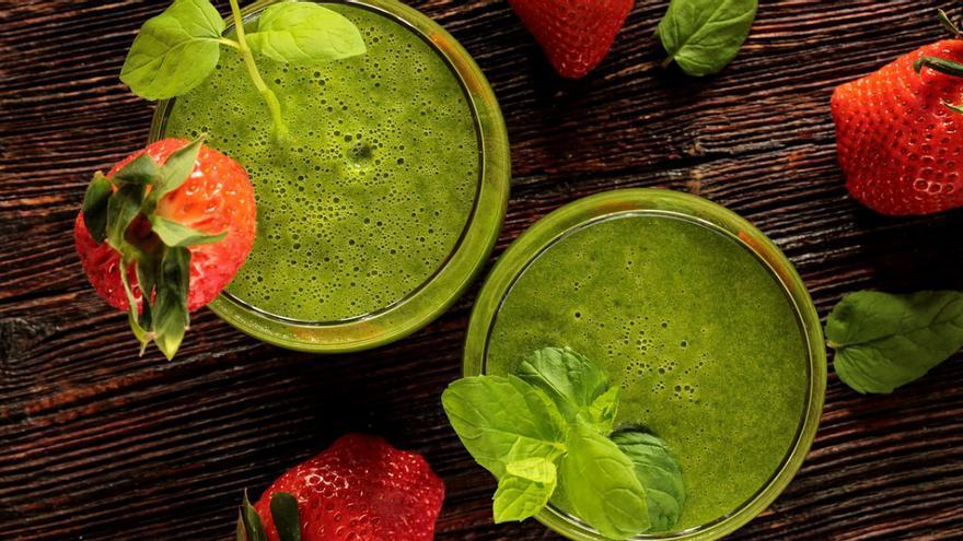 Los 7 peligros de las dietas 'detox'