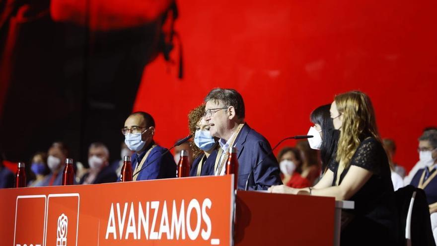 Puig llama a consolidar la socialdemocracia en la apertura del congreso del PSOE