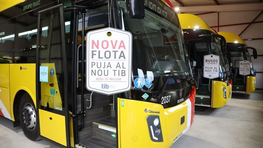 El nuevo sistema de transporte público por carretera cubrirá un 46% más de kilómetros en un año