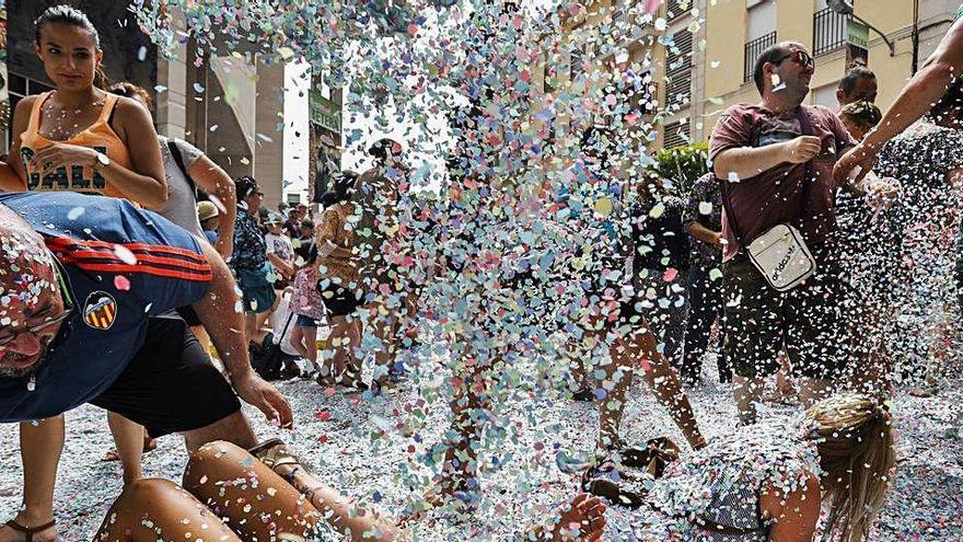 Los municipios afrontan pérdidas millonarias por la suspensión de sus festejos