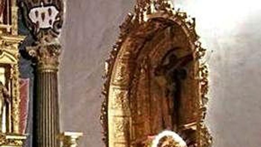El novenario y la fiesta del Ecce Homo fomentan la devoción a uno de los símbolos de la Pasión