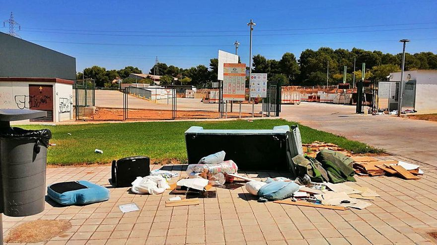 Compromís pide ampliar los residuos en el ecoparque