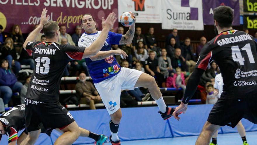 El Benidorm queda exento de la primera eliminatoria de la Liga Europea EHF