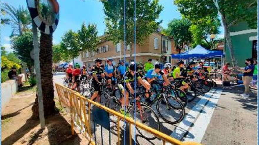 Las pequeñas bicicletas invaden Picanya