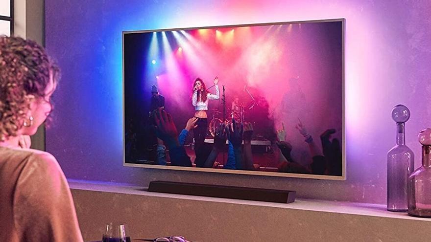 Los mejores televisores Smart TV 4K, calidad de séptima generación