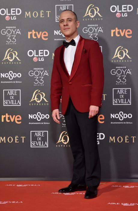 El actor Javier Gutiérrez.