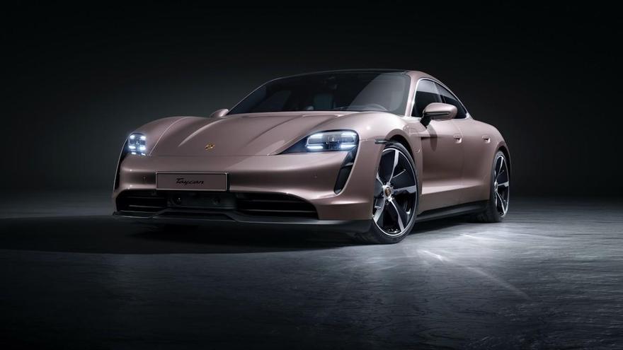 Porsche lanza el 'Taycan' más accesible