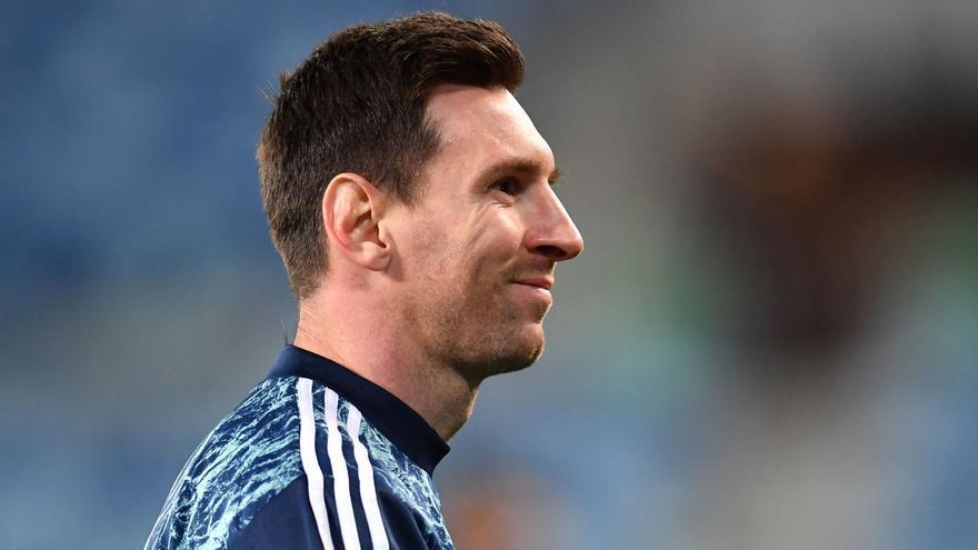 """La sorprendente confesión de Messi: """"Me trataron como a un fracasado"""""""